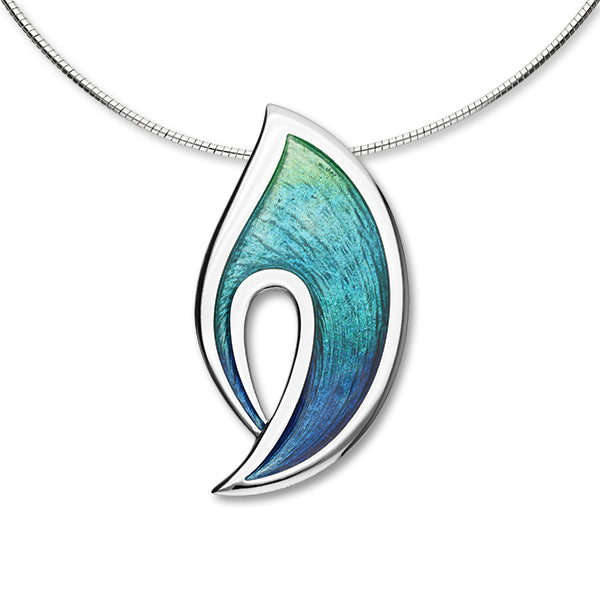 Simply Stylish Silver Pendant EP164