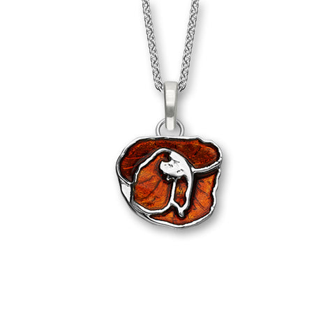 Poppies Silver Pendant EP420