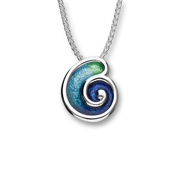 Tranquillity Silver Pendant EP464