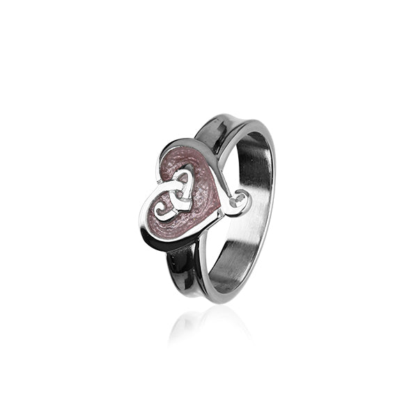 Hearts Silver Ring ER140