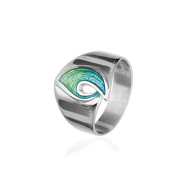 Simply Stylish Silver Ring ER61