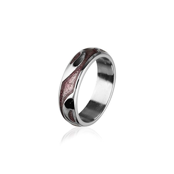 Simply Stylish Silver Ring ER71