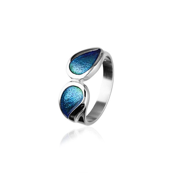 Simply Stylish Silver Ring ER73