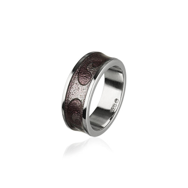 Simply Stylish Silver Ring ER75