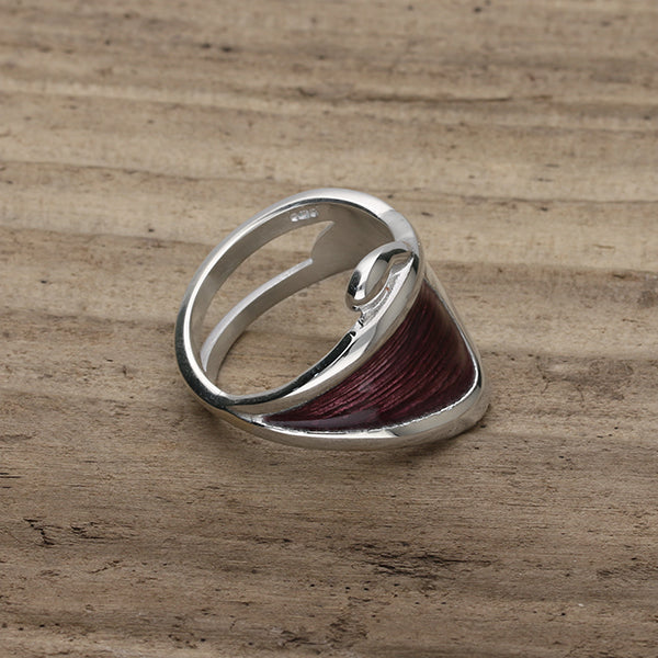 Simply Stylish Silver Ring ER86