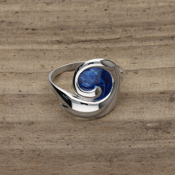 Simply Stylish Silver Ring ER87
