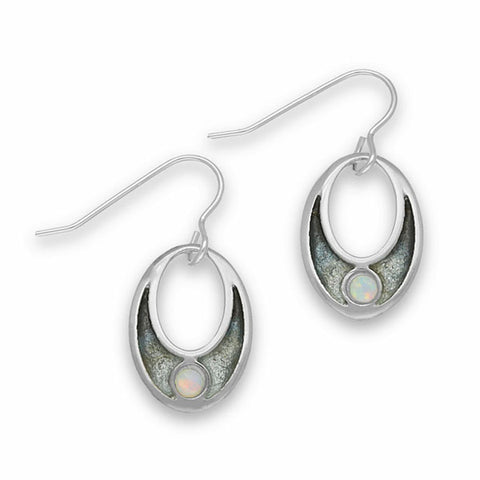 New Dawn Silver Earrings ESE26