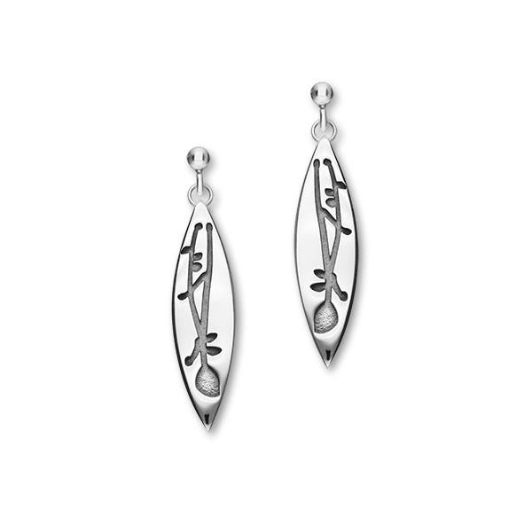 Azami Silver Earrings E1792