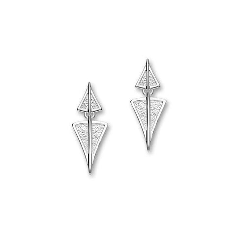 Aegean Silver Earrings E1815