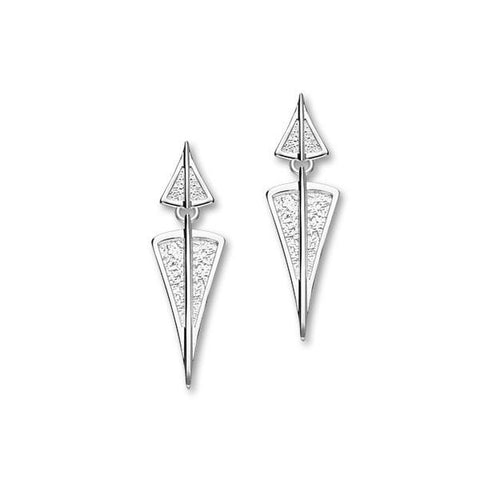Aegean Silver Earrings E1816