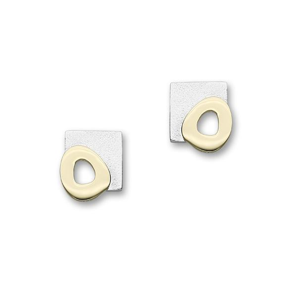 Anniversary Silver Earrings E984