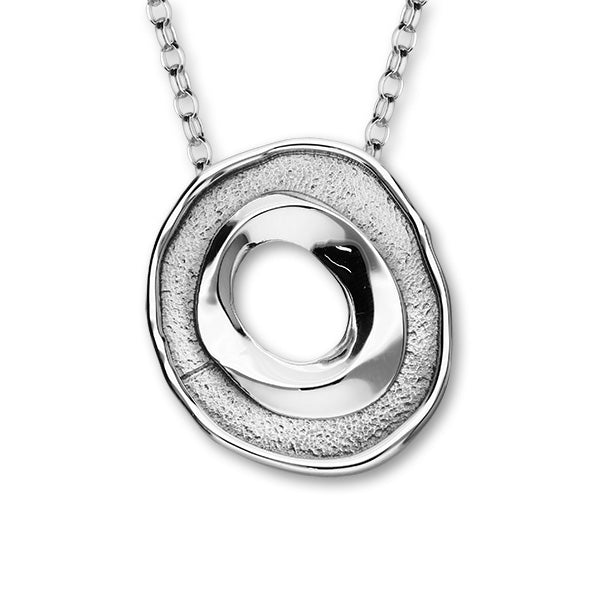 Maeshowe Sterling Silver Necklet HIS N394