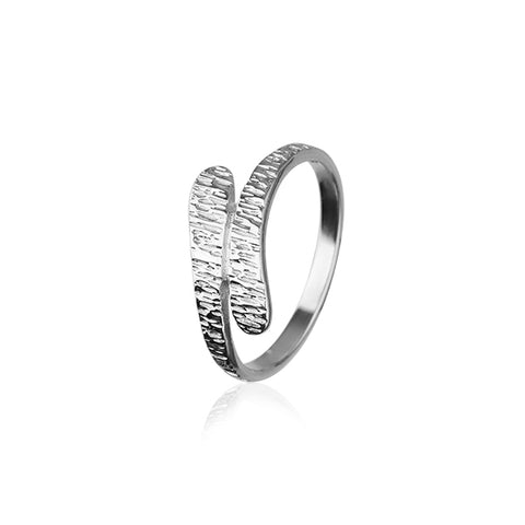 Meira Silver Ring R354