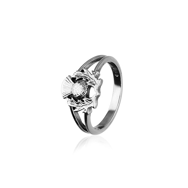 QNIS Silver Ring R407