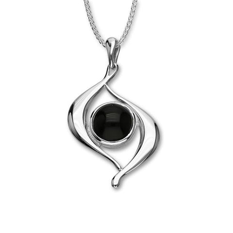 Carnaby Silver Pendant SP241