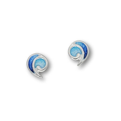 Alba Silver Earrings EE429