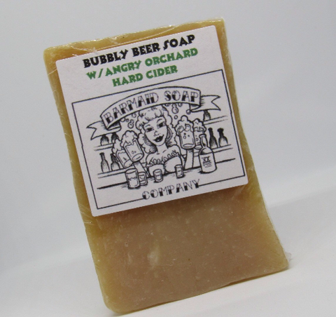 Hard Cider Soap