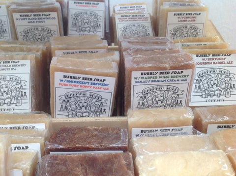 6 Pack Assorted Soaps~ Any 6 in stock from our shop!