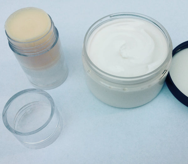 Making Basic Lotions and Balms Workshop- January 31