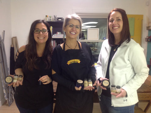Ladies Night at Needle -Ink and Thread- Luxurious Body Butters