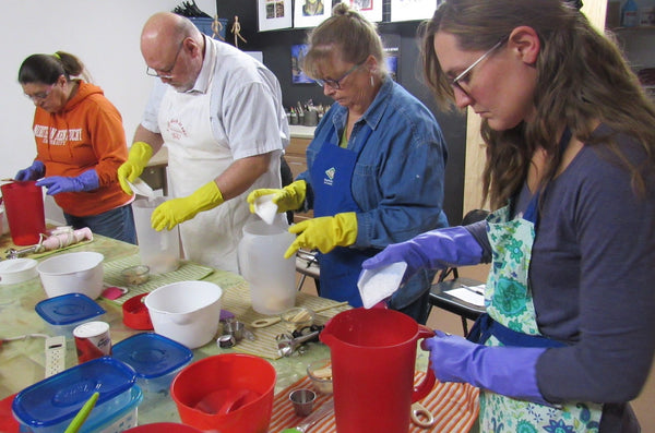 Advanced Soapmaking Class - Milk Soap- March 31st