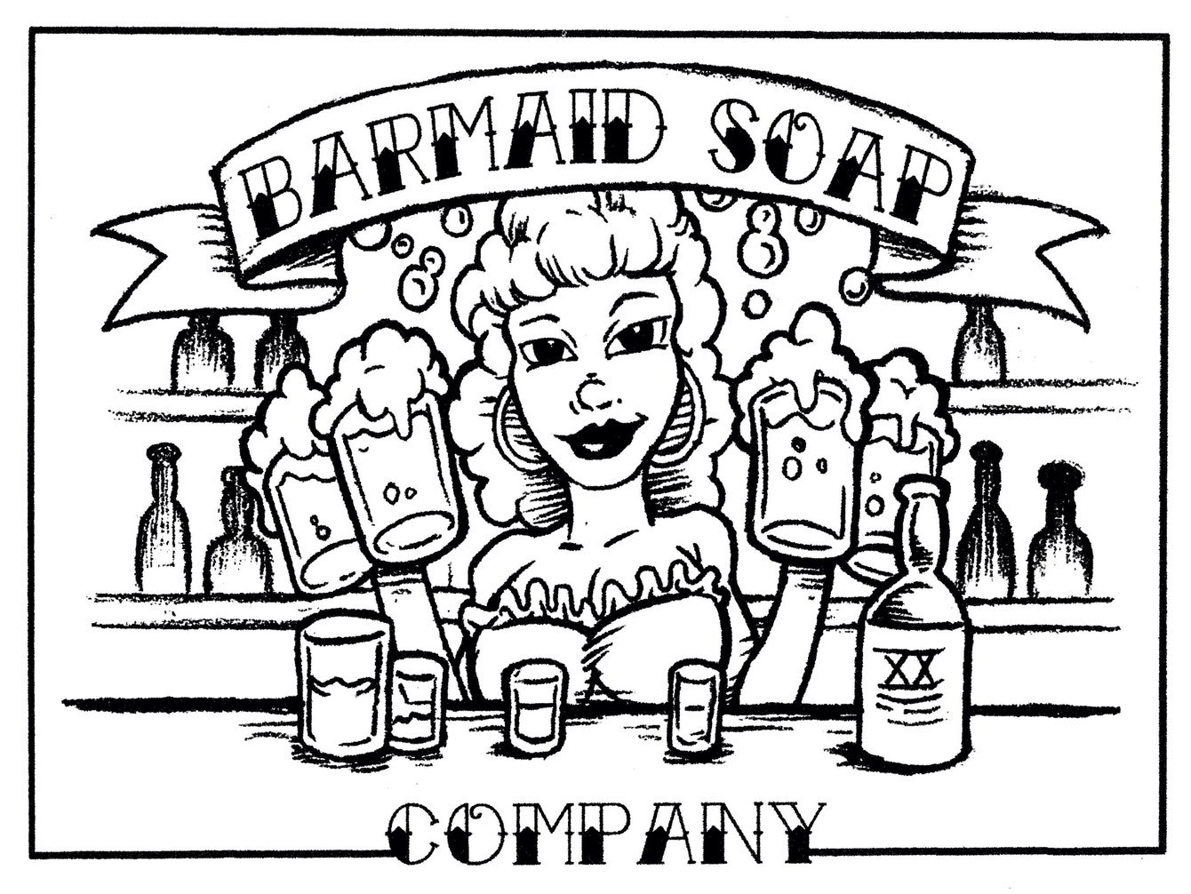 Barmaid Soap Company