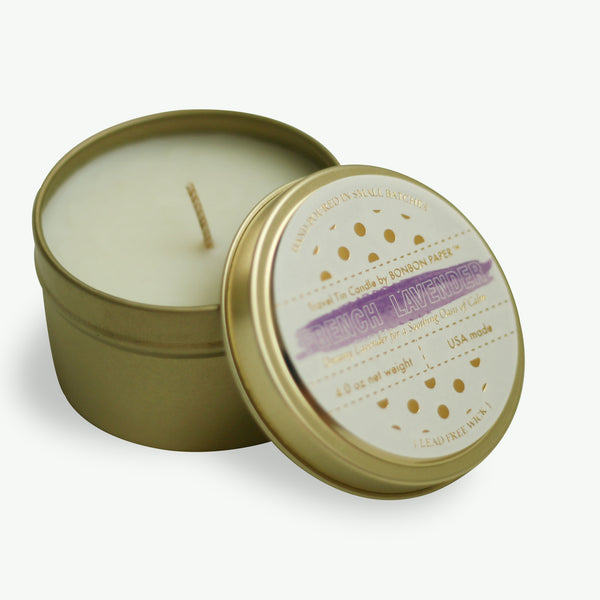 French Lavender BonBon Candle