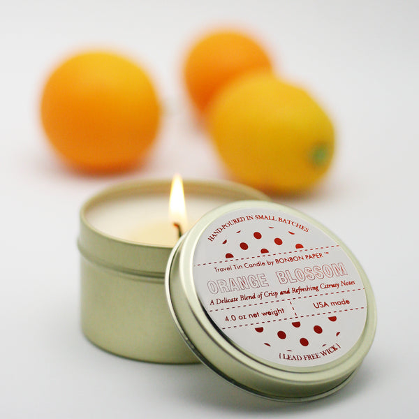 Orange Blossom BonBon Candle