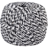 Black White Baker's Twine