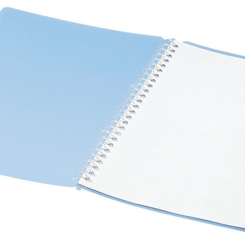 KOKUYO DISCBOUND NOTEBOOK CAMPUS BINDER SMART RING B5 LIGHT BLUE