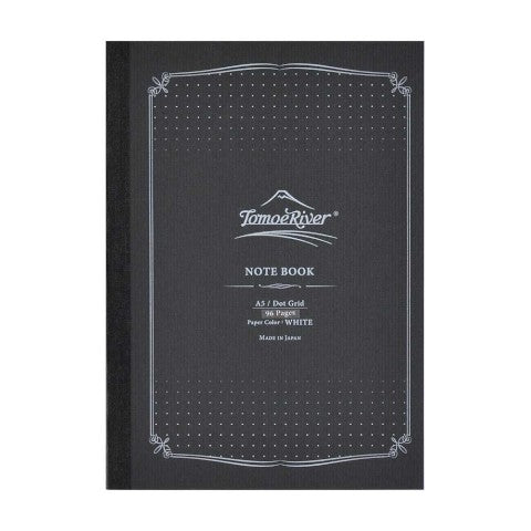 Tomoe River Notebook A5 5mm Dotted Grid Soft Cover 96 Pages
