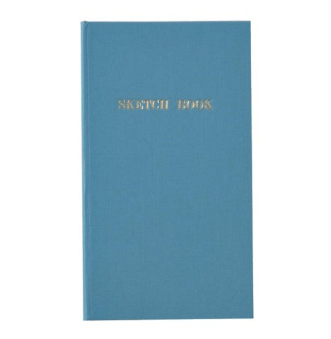 TRYSTRAMS FIELD NOTE SKETCH BOOK BLUE
