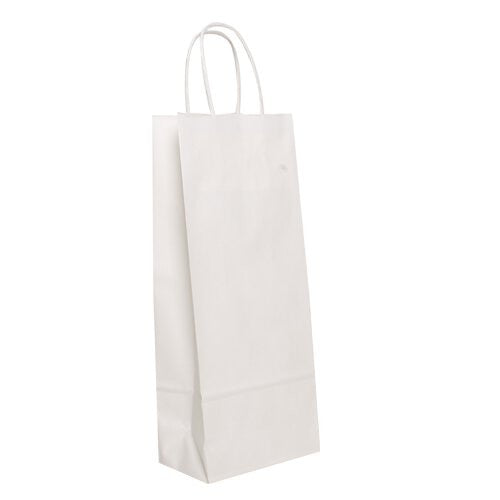 Kraft Wine Gift Bags - set of 12