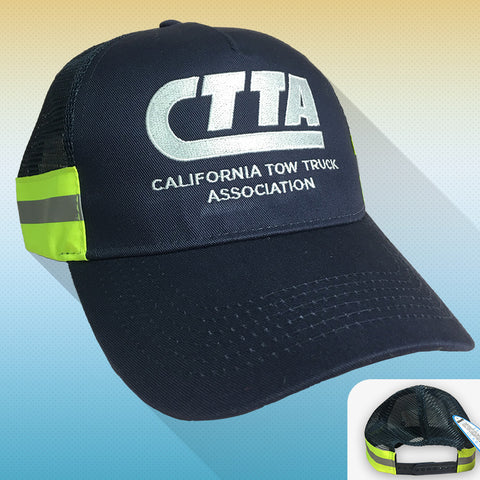 CTTA Safety Snapback Hat