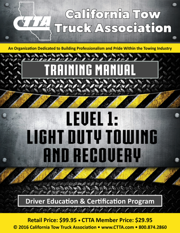 CTTA Light Duty Level 1 Training Manual