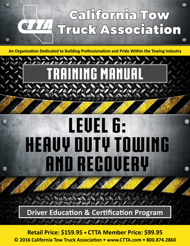 CTTA Heavy Duty Level 6 Training Manual
