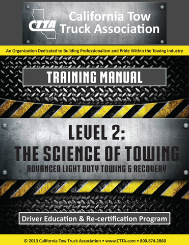 Light Duty Level 2 Training Manual