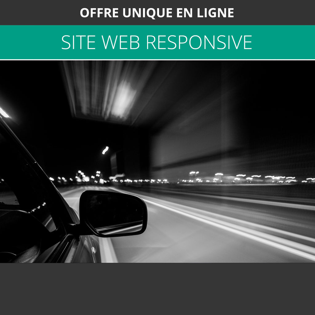 BLACK PACKAGE - SITE WEB CONCESSIONNAIRE