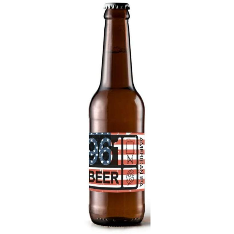 961 Beer - American IPA - Pack of 6 bottles