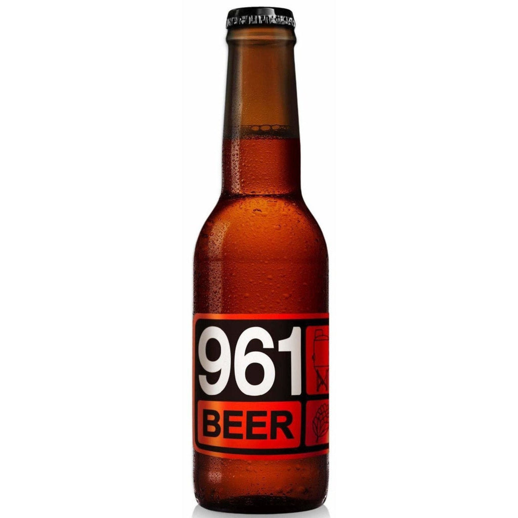 961 Beer - Red Ale - Pack of 6 bottles