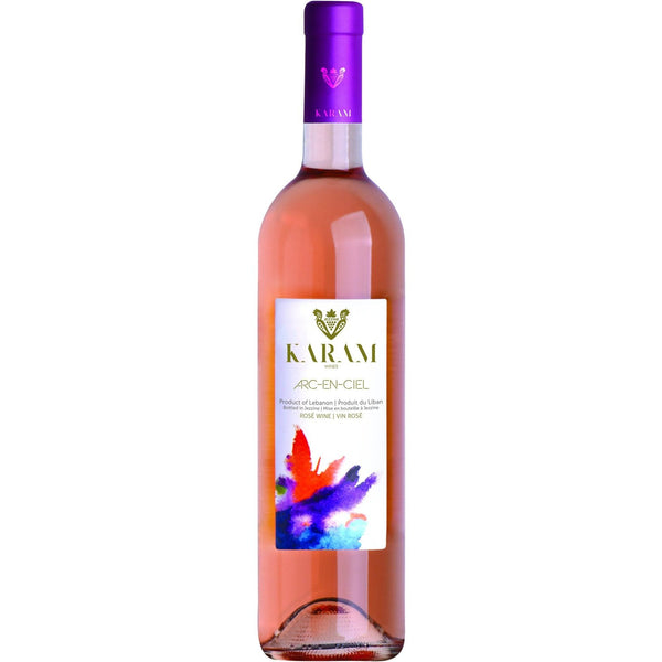 Karam Wines Arc En Ciel 2018