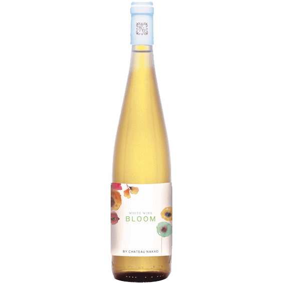 Chateau Nakad Bloom Blanc de Blanc 2017