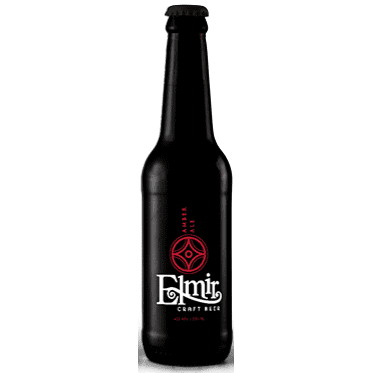 Elmir amber ale 330ml bottle