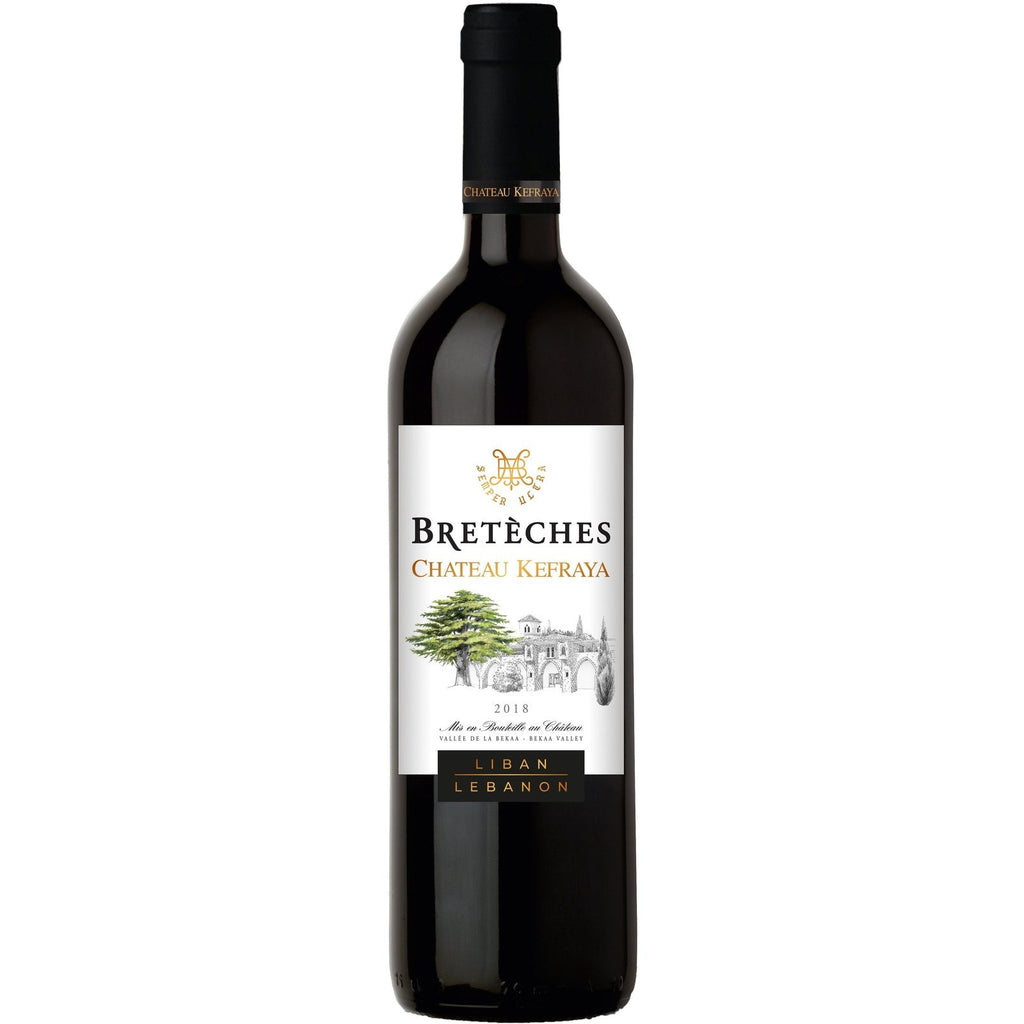 Chateau Kefraya Les Breteches Red 2018
