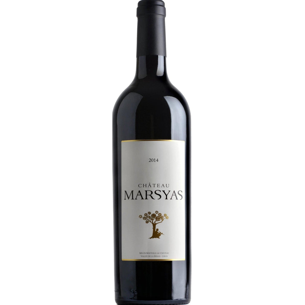 Chateau Marsyas Red 2015