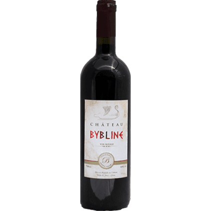 Chateau Bybline | Chateau Bybline Red 2012 | P209