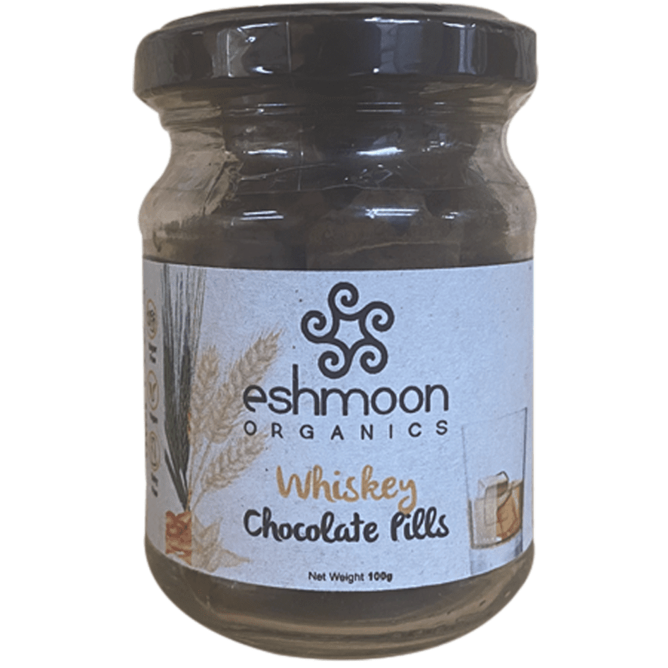 Eshmoon Chocolate Whiskey pills