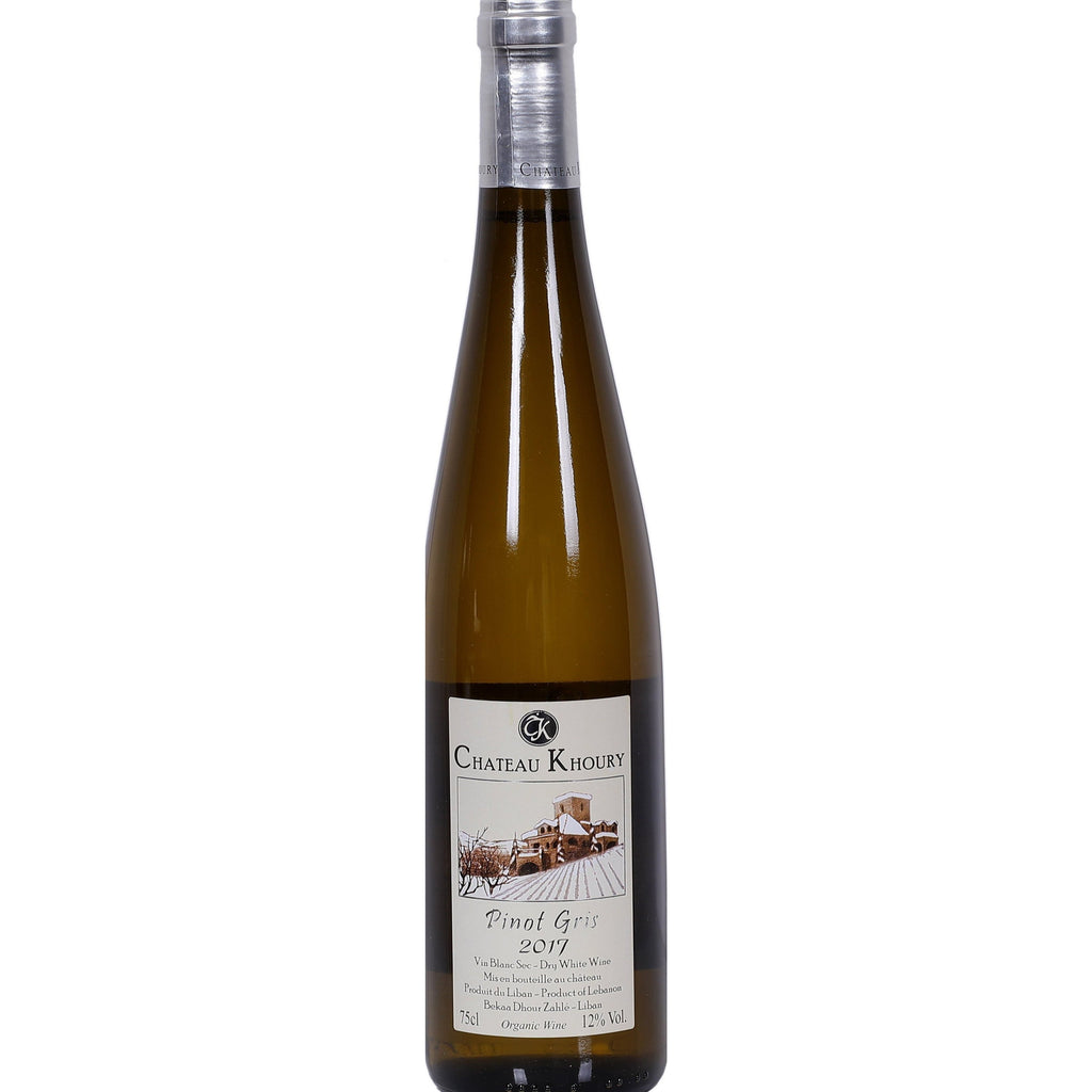 Chateau Khoury Pinot Gris 2018 Dry