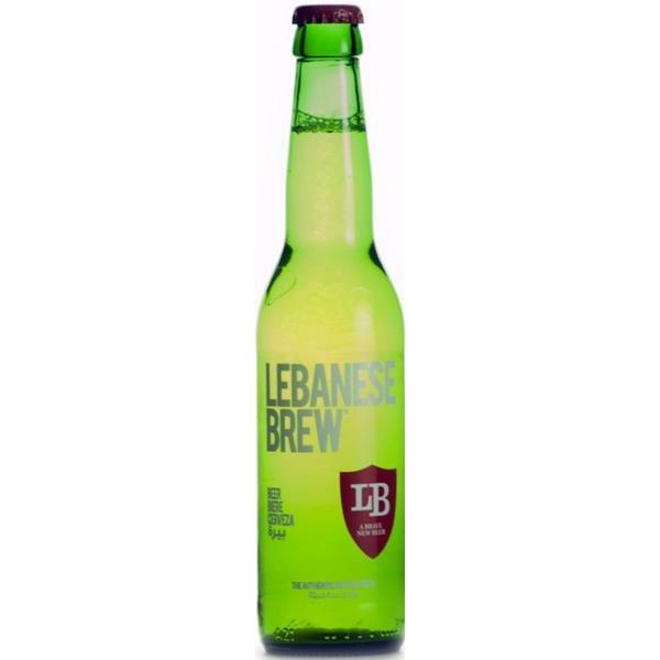 961 Beer - Lebanese Brew LB - Pack of 6 bottles