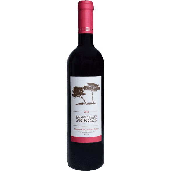 Domaine des Princes | Red 2013 | 209 Lebanese Wine
